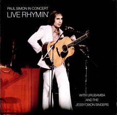 Live rhymin' - In concert - cd / Paul Simon / 2011