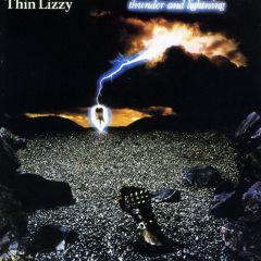 Thunder and lightning - cd / Thin Lizzy / 1983