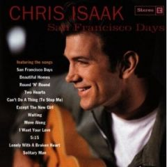 San Francisco Days - CD / Chris Isaak / 1993