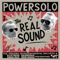 The Real Sound - cd / Powersolo / 2014