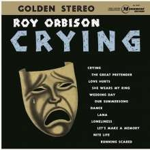 Crying - LP / Roy Orbison / 1962/2013