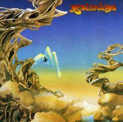 Yesterdays - cd / Yes / 1974