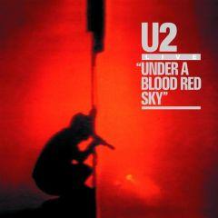 Under A Blood Red Sky - LP / U2 / 1983
