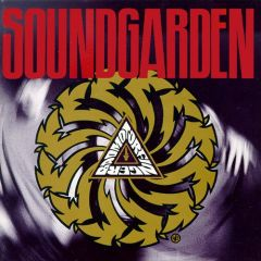 Badmotorfinger  - LP / Soundgarden / 1991 / 2003