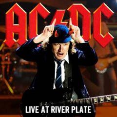 Live At River Plate - 3LP (Rød vinyl) / AC/DC / 2012