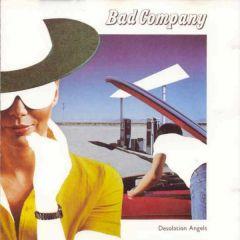 Desolation Angels - LP / Bad Company / 1979