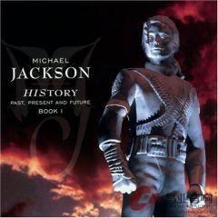 History   Past, Present And Future - 2CD / Michael Jackson / 1995