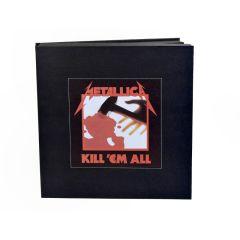 Kill 'Em All Box - 4LP+5CD+DVD+BOG m.m. / Metallica / 2016