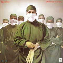 Difficult to cure - cd / Rainbow / 1981