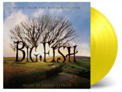 Big Fish Soundtrack - 2LP (Gul vinyl) / Danny Elfman | Various Artists | Soundtrack / 2003 / 2019