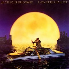 Lawyers in love - LP / Jackson Browne / 1983
