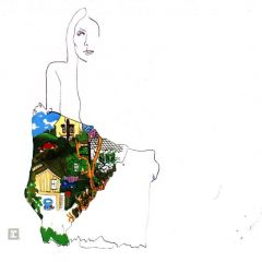 Ladies Of The Canyon - LP / Joni Mitchell / 1970