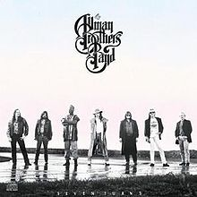 Seven Turns - LP / Allman Brothers Band / 2016