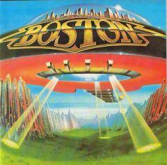 Don't Look Back - LP / Boston / 1978