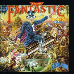 Captain Fantastic & the brown dirt cowboy  (3 bonus tracks) - CD / Elton John / 1975