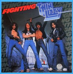 Fighting - cd / Thin Lizzy / 1975