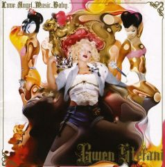 Love, Angel, Music, Baby - CD / Gwen Stefani / 2004