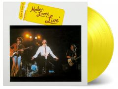 Live - LP (Gul Vinyl) / The Modern Lovers / 1977 / 2019