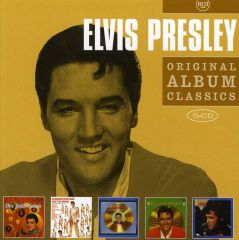 Original Album Classics - 5CD / Elvis Presley / 2008