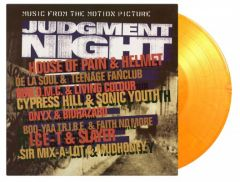 Judgment Night - LP (Farvet vinyl) / Soundtrack | Various Artists / 1993 / 2020