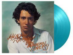Jonathan Richman & The Modern Lovers - LP (Turkis vinyl) / Jonathan Richman & The Modern Lovers / 1976 / 2020