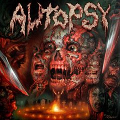 The Headless Ritual - CD (Limited Edition) / Autopsy / 2013