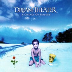 A Change Of Seasons - cd / Dream Theater / 1995