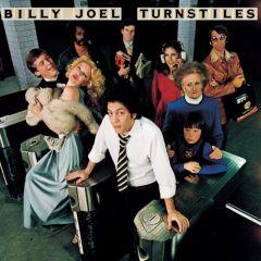 Turnstiles - cd / Billy Joel / 1976