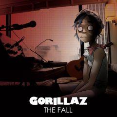 The Fall - CD / Gorillaz / 2010