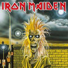 Iron Maiden - LP / Iron Maiden / 1980/2014