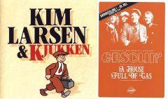 Kim Larsen & Kjukken - LP + Gasolin Magasin / Kim Larsen & Kjukken / 1996 / 2019