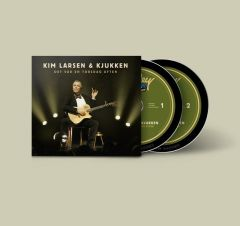 Det Var En Torsdag Aften - 2CD / Kim Larsen & Kjukken / 2002 / 2018