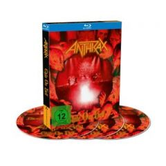 Chile On Hell - 2cd+bluray / Anthrax / 2014