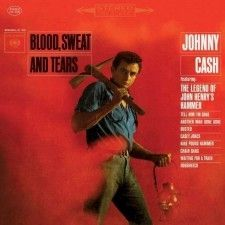 Blood, Sweat And Tears - LP / Johnny Cash / 1962/2014