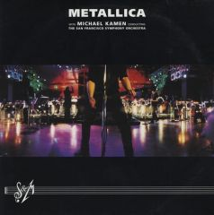 S&M - 2CD / Metallica / 1999