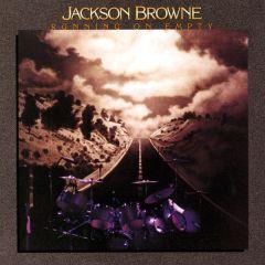 Running On Empty - LP / Jackson Browne / 1977