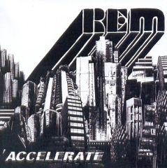 Accelerate - cd / R.E.M. / 2008
