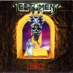 The Legacy - CD / Testament / 1987