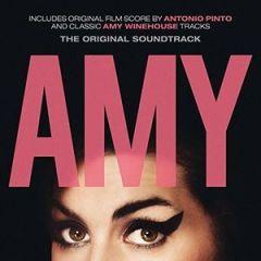 The Original Soundtrack AMY - 2LP / Amy Winehouse / 2016