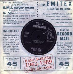 Rare B-sides 1963-1989 - cd / Cliff Richard / 2009