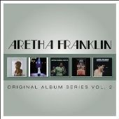 Original Album Series - 5cd / Aretha Franklin / 2013