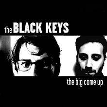 The Big Come Up - LP / The Black Keys / 2002