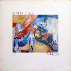 Mingus - cd / Joni Mitchell / 1979