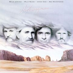 Highwayman - LP / Waylon Jennings | Wille Nelson | Johnny Cash | Kris Kristofferson / 1985 / 2017