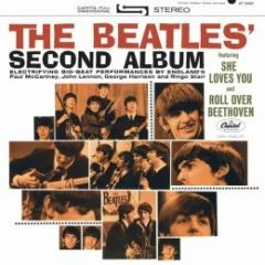 Second Album - cd / Beatles / 2014