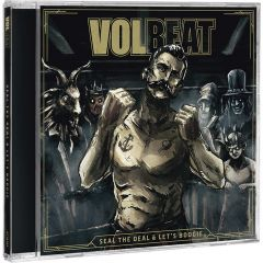 Seal the Deal & Let's Boogie - CD / Volbeat / 2016