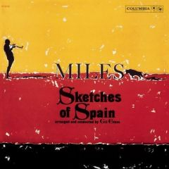 Sketches of Spain - LP (Gul vinyl) / Miles Davis / 2017