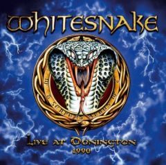 Live At Donington 1990 - Special Edition Box Set 2 CD+DVD / Whitesnake / 2011