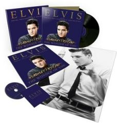 The Wonder of You - 2LP+CD (Collector's Box Edition) / Elvis Presley with the Royal Philharmonic Orchestra / 2016