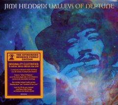 Valleys Of Neptune - CD / Jimi Hendrix / 2010